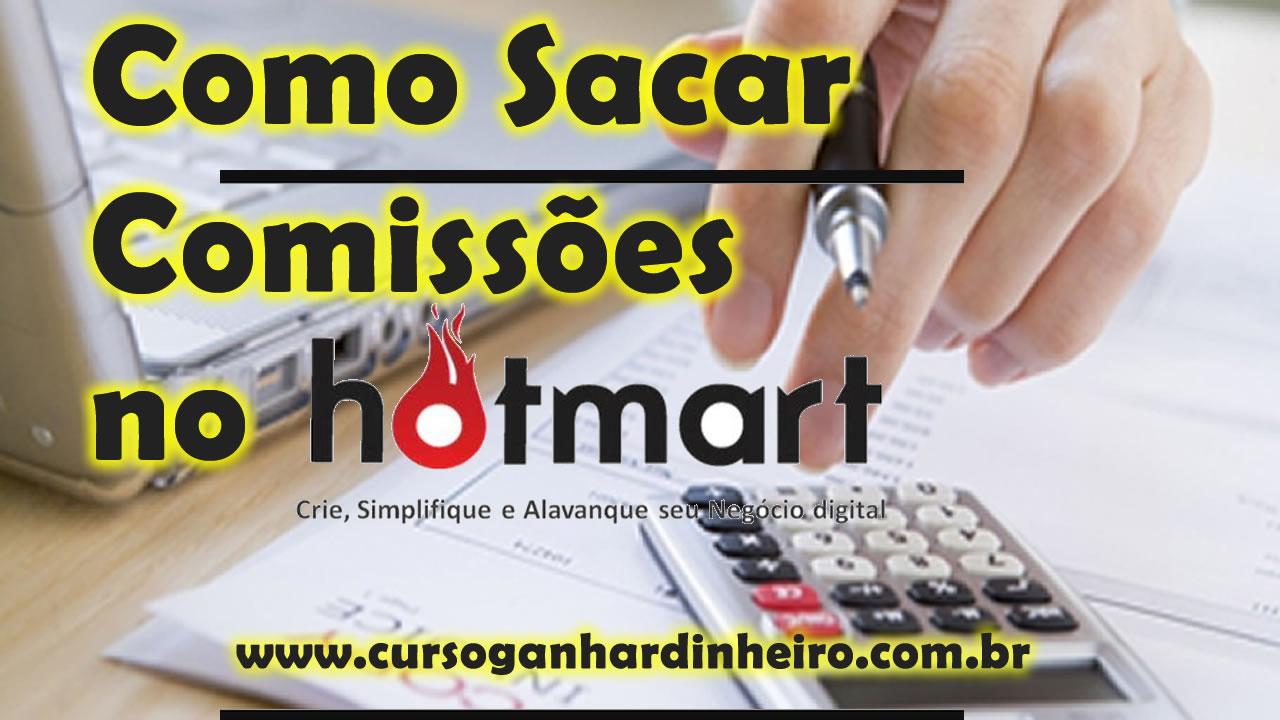 Como Sacar Comissões no Hotmart passo a passo